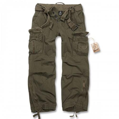Royal Vintage Trouser Cargo Hose - oliv