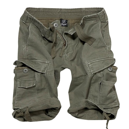 Brandit Basic Vintage Shorts Cargo