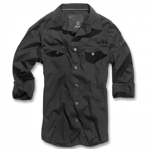 Brandit Men Slim Shirt Hemd
