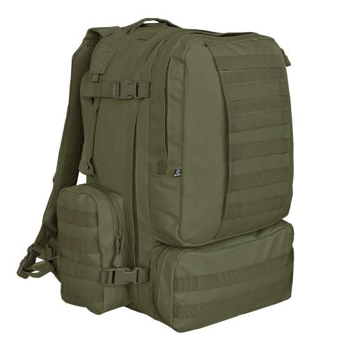 US Cooper 3-Day-Backpack Rucksack - oliv