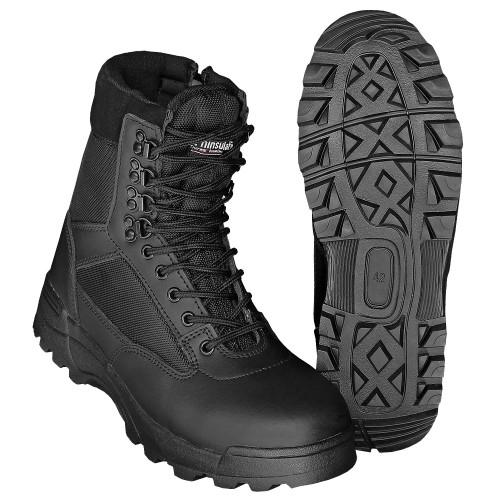 Brandit SWAT Tactical Boots Zipper