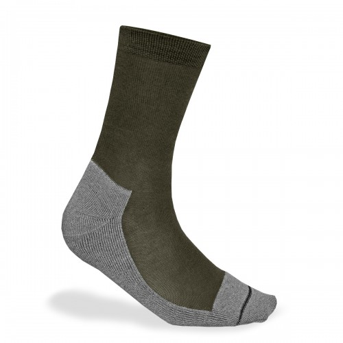 Sommer Klima Trekkingsocken Cotton/Wool