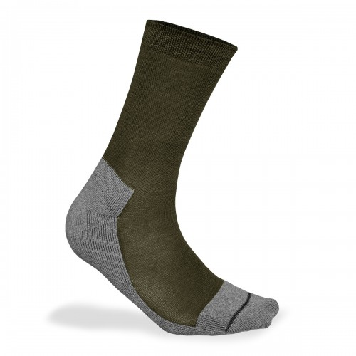 Winter Klima Trekkingsocken Cotton/Wool