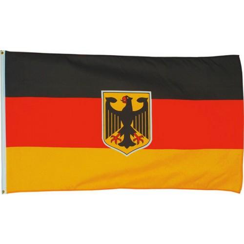 Flagge / Fahne 90x150 cm BRD m. Adler