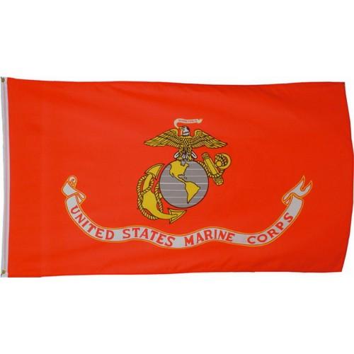 Flagge / Fahne 90x150 cm Marine Corps
