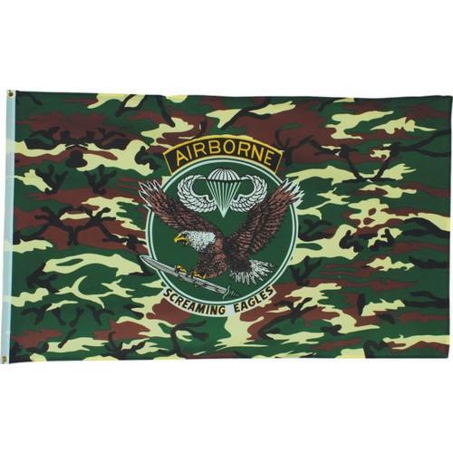 Flagge / Fahne 90x150 cm US Airborne Tarn