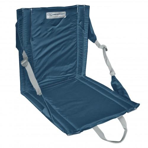 Faltbare Sitzmatte mit Rückenlehne