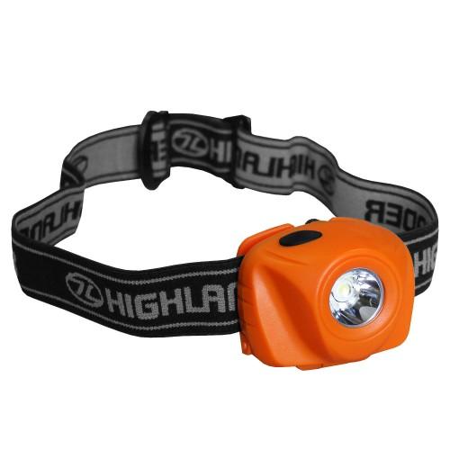 Highlander Stirnlampe Beam 1 Watt LED