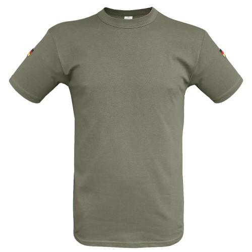 Leo Koehler Bundeswehr Tropen Unterhemd Original
