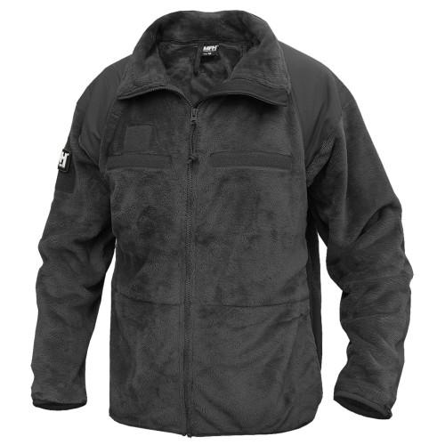 US Fleece Jacke Gen. 3 Cold Weather  - schwarz