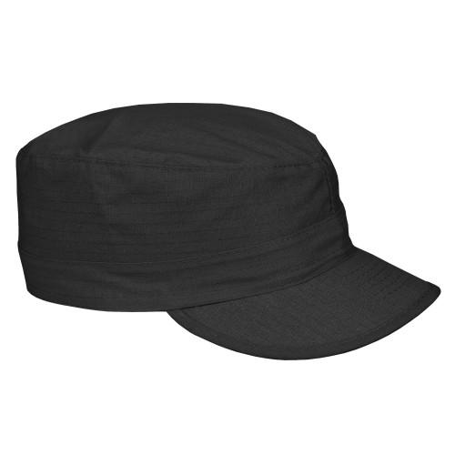 US BDU Feldmütze RipStop - schwarz