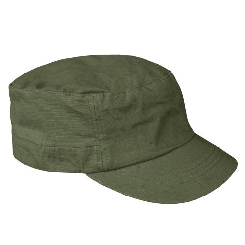 US Army Cap Ripstop Elasti-Fit - oliv