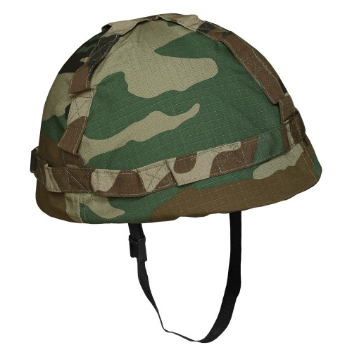 MFH US Helm Kunststoff mit Bezug Import