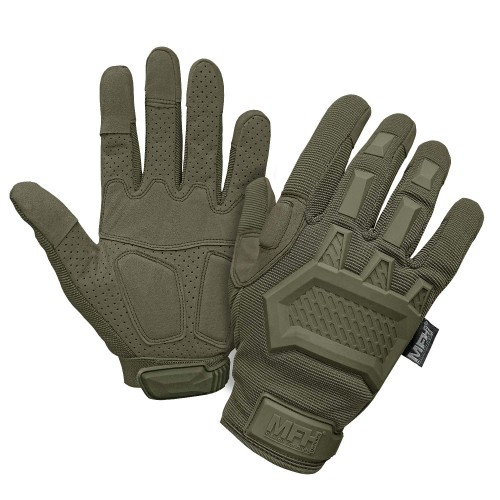 Tactical Handschuhe Action - oliv