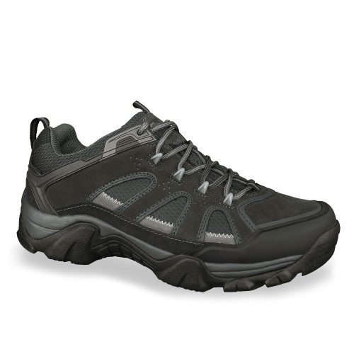 Fox Trekking Schuhe Mountain Low grau