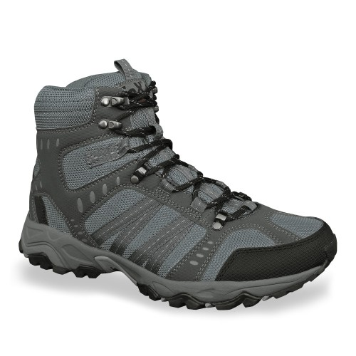 Fox Trekking Schuhe Mountain High grau