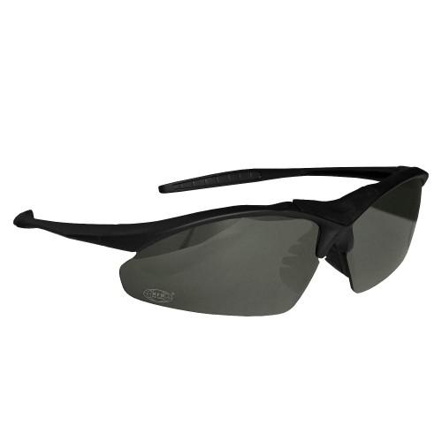 MFH Armee Sportbrille schwarz