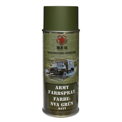 MFH Army Farbspray 400 ml Dose matt