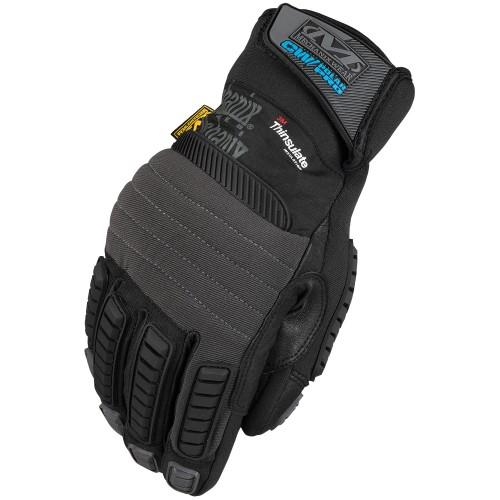 Handschuhe Cold Weather Polar Pro schwarz - schwarz