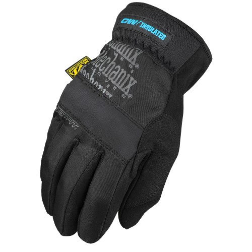Mechanix Handschuhe Cold Weather Insulated Fastfit schwarz