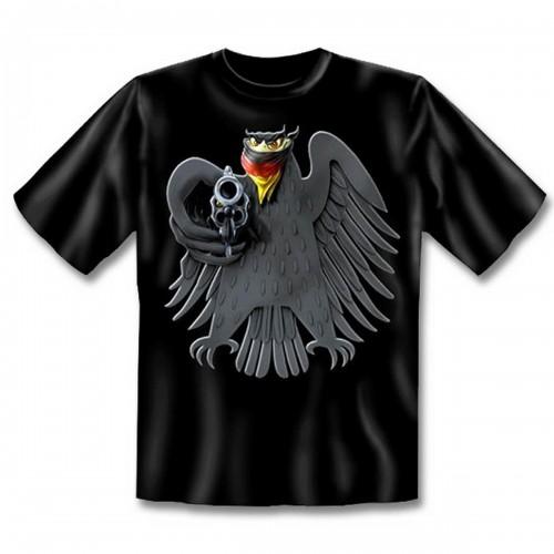 T-Shirt 4574 schwarz