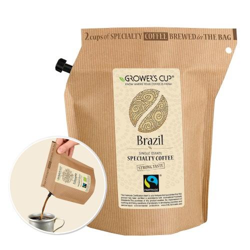 Growers Cup Kaffee 2 Cup Brazil