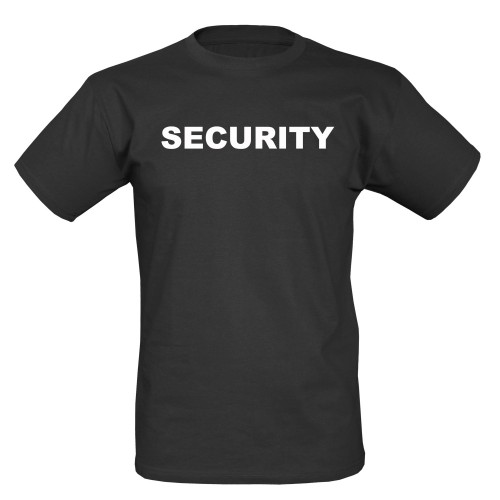 Security T-Shirt I