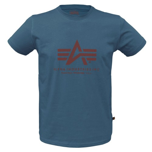 Alpha Industries Basic Alpha T-Shirt (Sale)