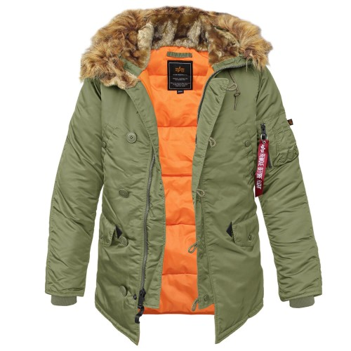 Alpha Industries N3B VF 59 Fliegerparka