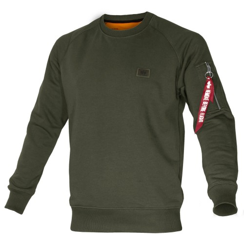 Alpha Industries X-Fit Sweat Pullover