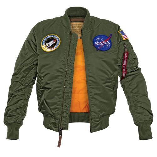 Alpha Industries MA-1 VF NASA Bomberjacke (Sale)