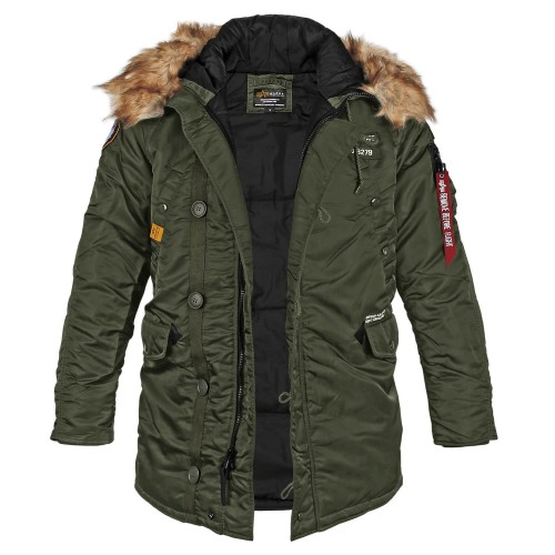 Alpha Industries N3B Airborne Fliegerparka
