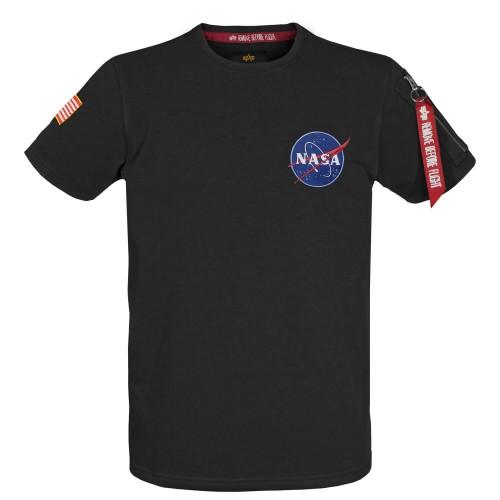 Alpha Industries NASA Heavy T