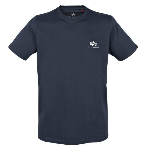 Alpha Industries Basic Alpha T-Shirt Small Logo (Sale)