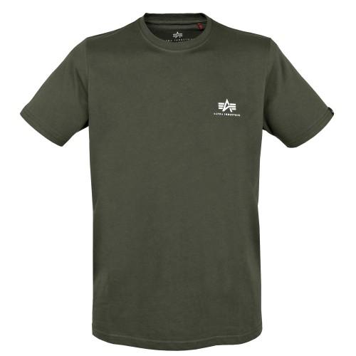 Alpha Industries Basic Alpha T-Shirt Small Logo