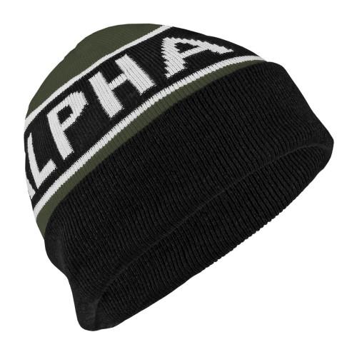 Alpha Industries Block Beanie (Sale)