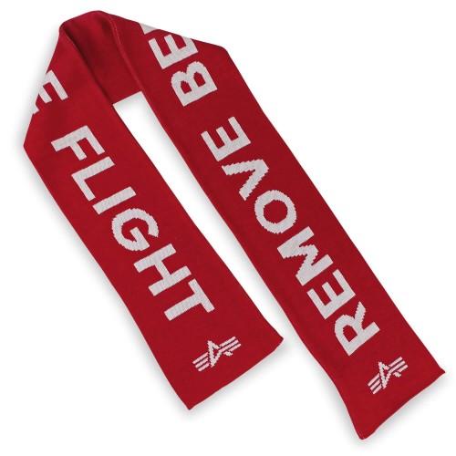 Alpha Industries Schal Remove Before Flight