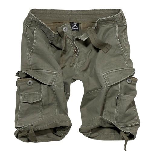 Brandit Basic Vintage Shorts Cargo Oversize (Sale)