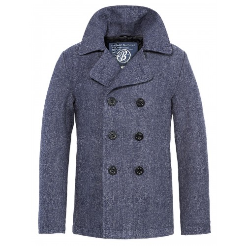 Brandit Pea Coat (Abverkauf)