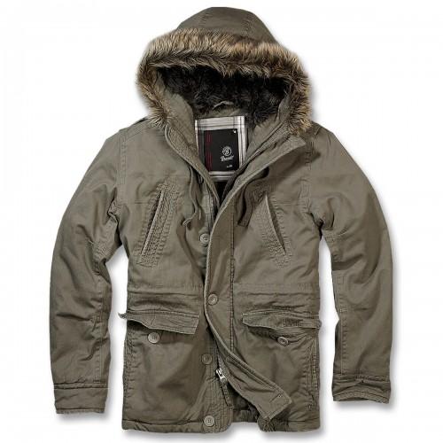 Brandit Vintage Explorer Jacke (Abverkauf)
