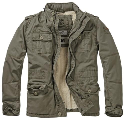 Brandit Winter Britannia Jacke