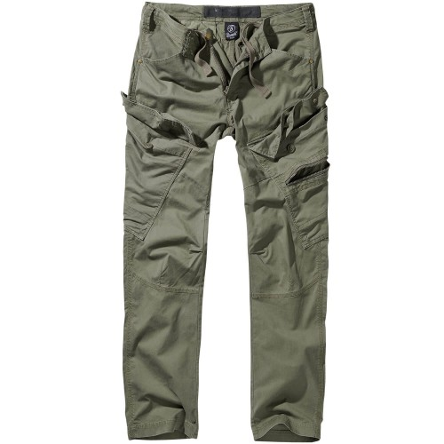 Brandit Adven Slim Fit Cargo Hose