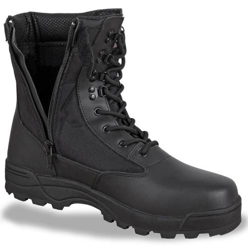 bw-online-shop Swat Boots Zipper