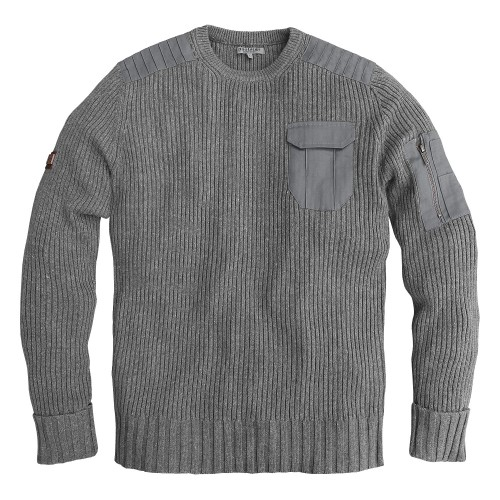 Poolman Army Strick Pullover (Sale)