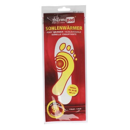 Thermopad Sohlenwärmer Einlagen 2er-Set