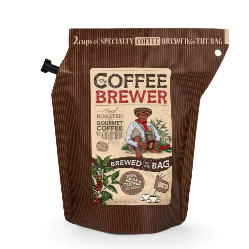 Growers Cup Kaffee 2 Cup Colombia
