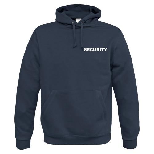 Security Kapuzen Pullover II (Abverkauf)