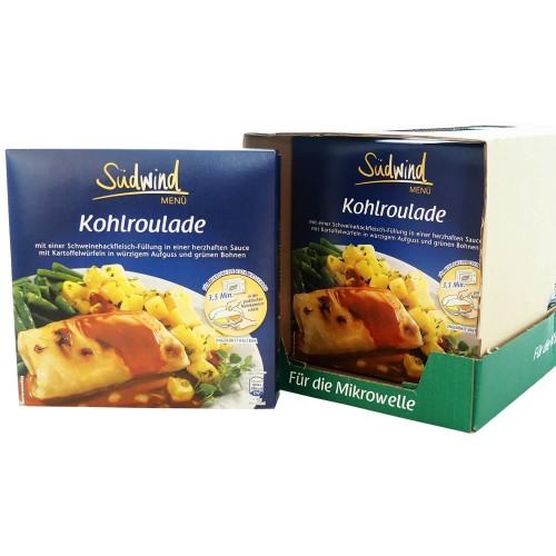 7er Pack Fertiggericht Kohlroulade mit Kartoffeln (Sale)