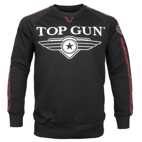 TOP GUN Pullover Streak