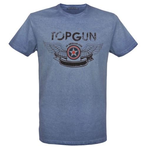 TOP GUN T-Shirt Construction